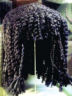 Braided Ancient Egyptian Wig