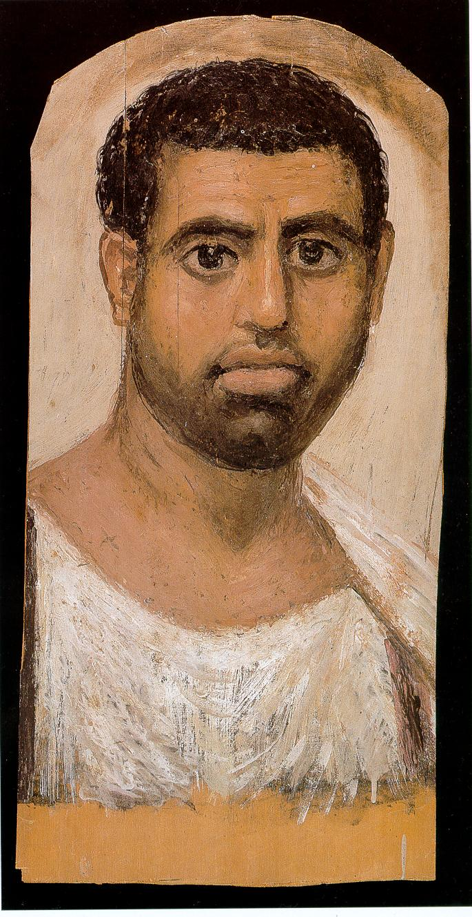 Fayum portrait of a man 01