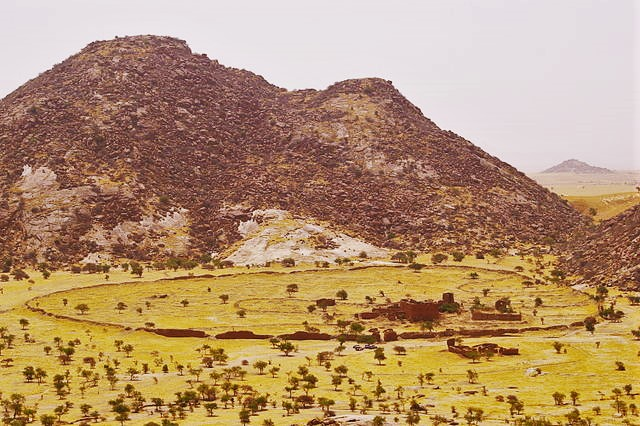 Ouara in Chad, Africa 00