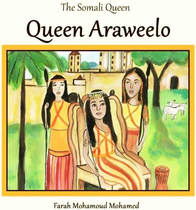 Queen Arawelo of Somalia 0