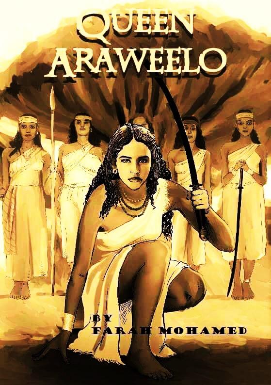 Queen Arawelo of Somalia 02