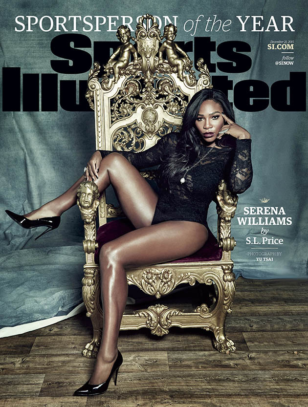 Great Athlete: Serena Williams
