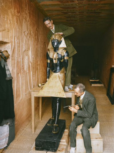 Tutankhamun tomb 0