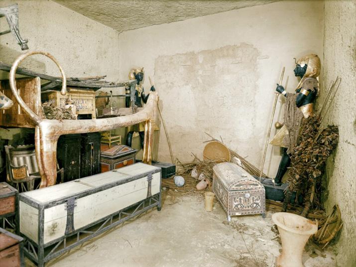 Tutankhamun tomb 00