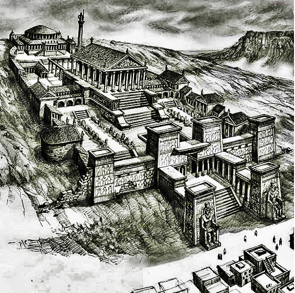 library of Alexandria