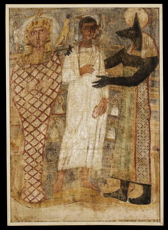 roman egyptian