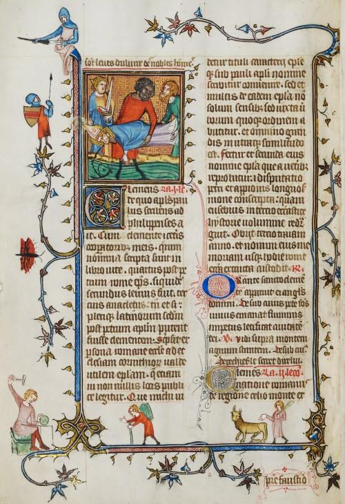 Breviary of Marie de Saint Pol 0