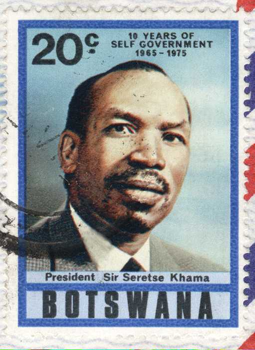 Seretse Khama & Ruth Williams 01