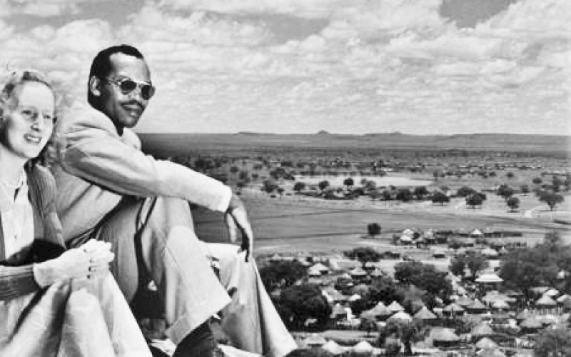 Seretse Khama & Ruth Williams 03