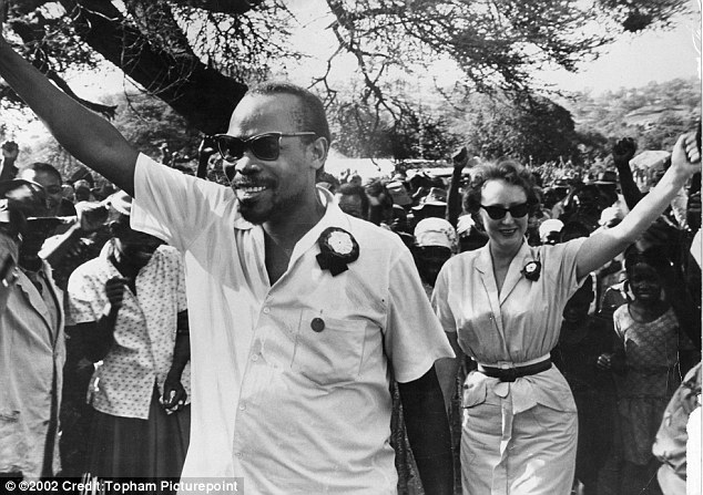 Seretse Khama & Ruth Williams 06