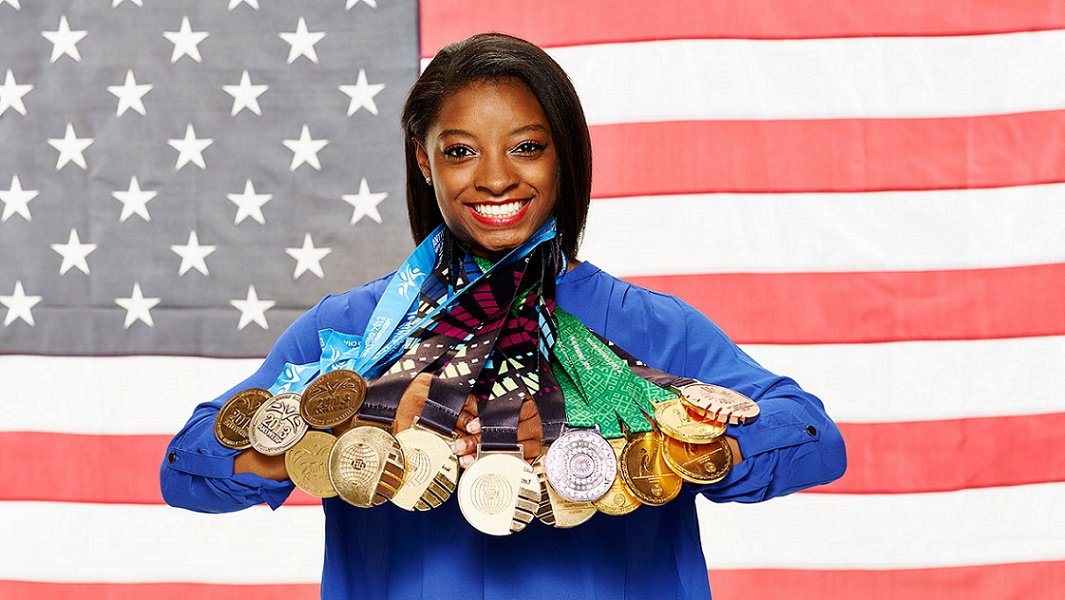 Great Olympic Athlete: Simone Arianne Biles