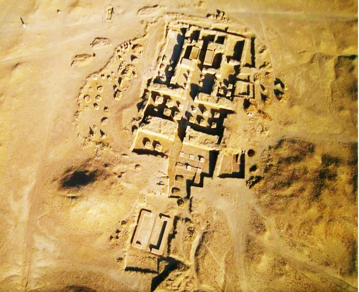 Ancient Nubian Temple Found In Sudan, Africa