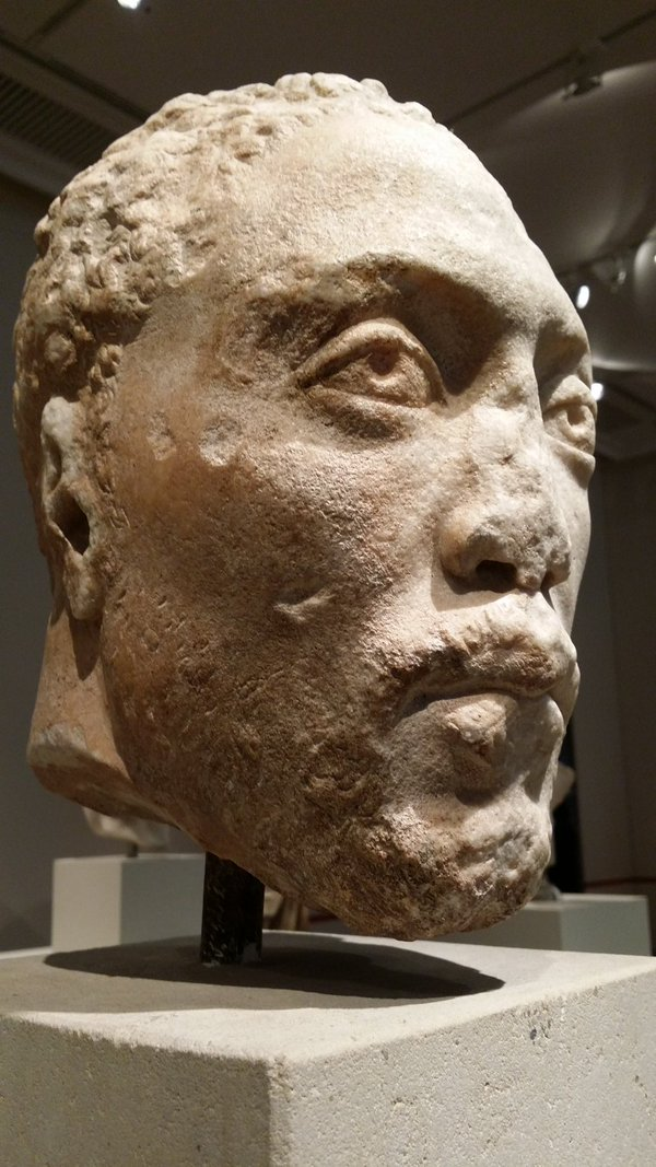 Bust Of The Ethiopian King Memnon?
