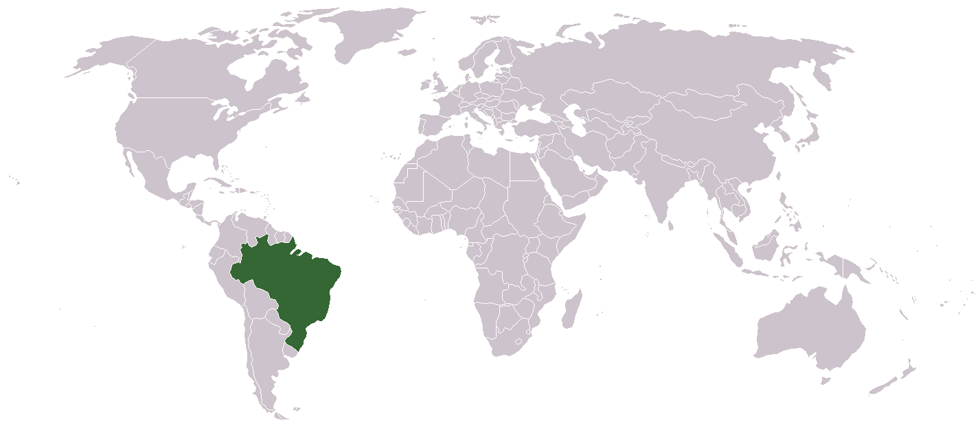 Brazilian model caroline tavares sola rey world map of brazil 101 gumiabroncs Image collections