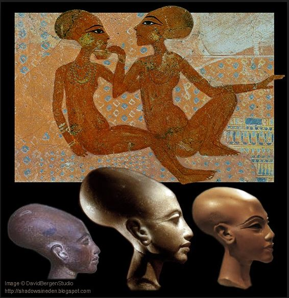 Natural & Beautiful Elongated Skulls of Africans and African descendants found in 2016?