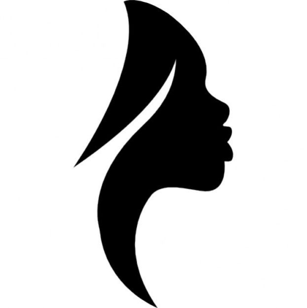black-side-profile-silhouette