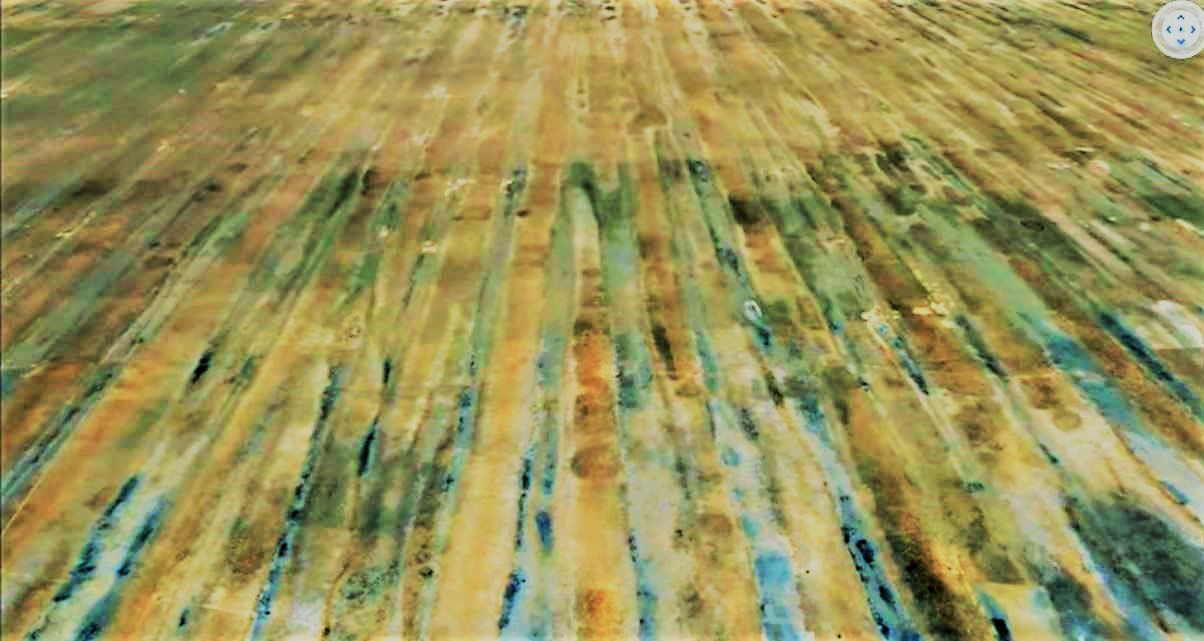 Large Ancient Irrigation System Found In South Africa?