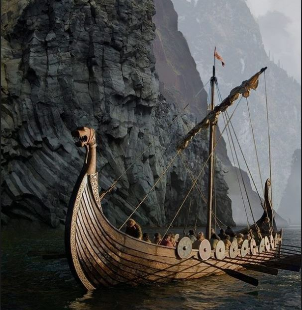 Vikings in Morocco and Africans in early medieval Ireland & Britain?