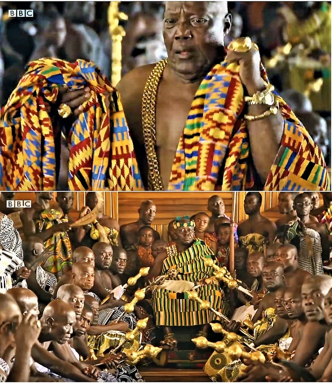 West African Kings & Gold