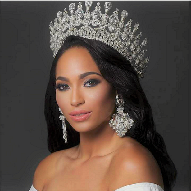 Miss Haiti: Raquel Pelissier