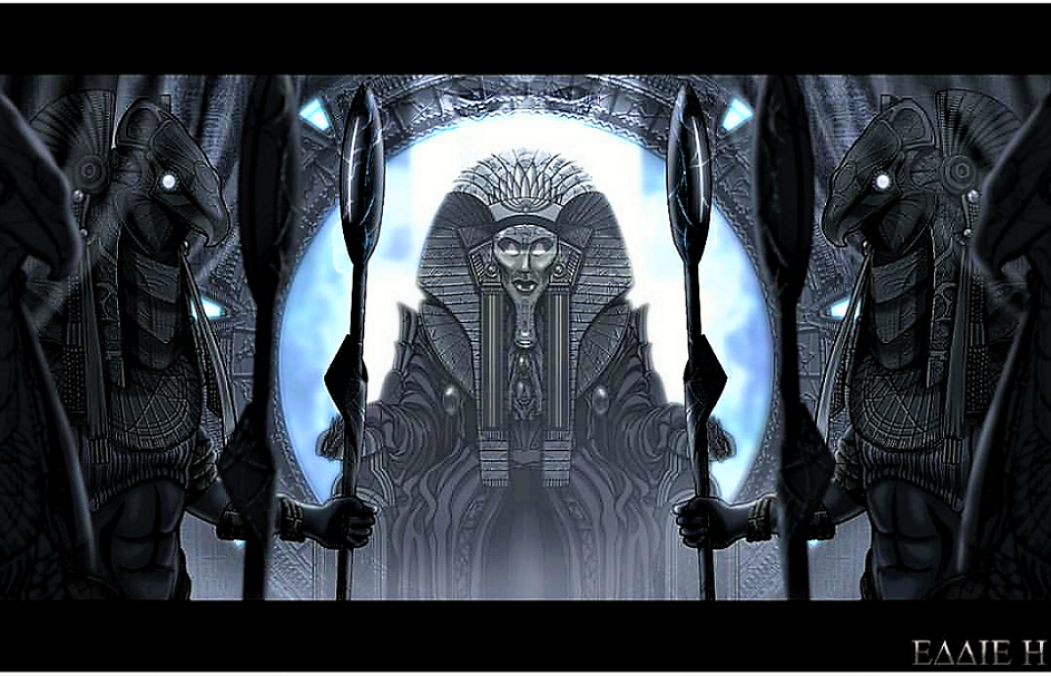 Science Fiction Fantasy Art Of Ancient Egypt Iii To Inspire
