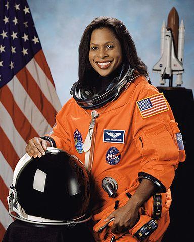 Astronaut: Joan Higginbotham
