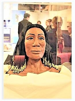 Egyptian Goddess Amunet