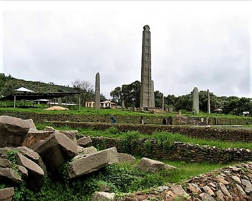 Obelisk returned to Ethiopia after 68 years?