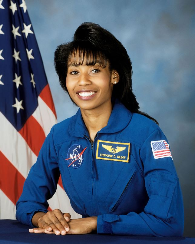 Astronaut: Stephanie Wilson
