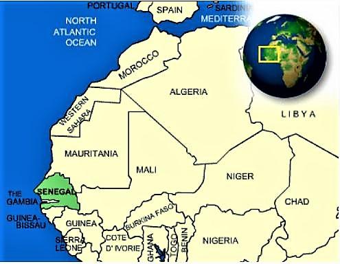 Bracelet From Senegal West Africa Sola Rey