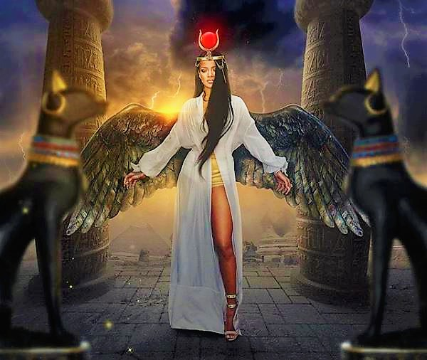 Nubian Queen Of Egypt: Qalhata