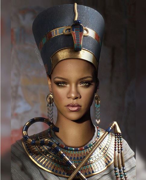 Again Another Nubian Queen Of Two Lands: Khensa