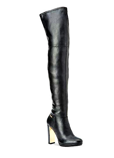 Over The Knee Calvin Klein Boots