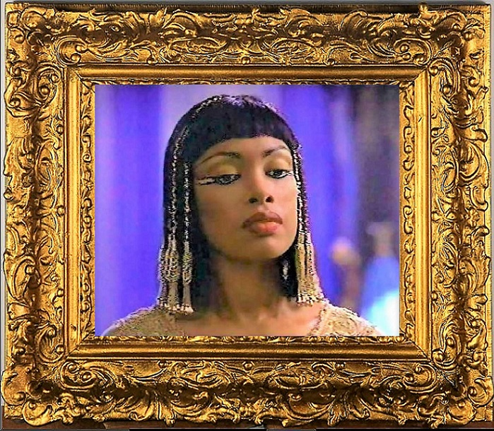 Beauty Secrets Reveal: Cleopatra's Ancient Make-Up Inspo