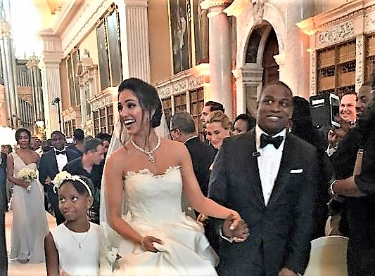 Model: Nazanin Jafarian Ghaissarifa Married Son Of A Nigerian Billionaire