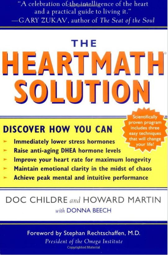 Book: Heartmath Solution