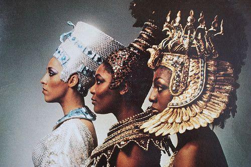 Top 10 African Queens