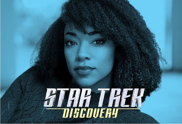 Star Trek Discovery Actress: Sonequa Martin-Green
