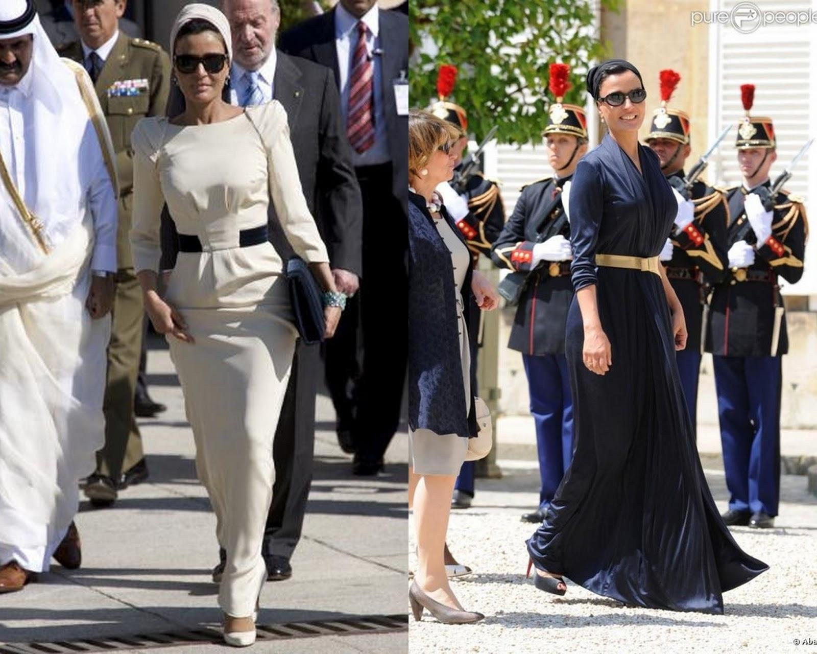 Queen of Qatar | Sola Rey